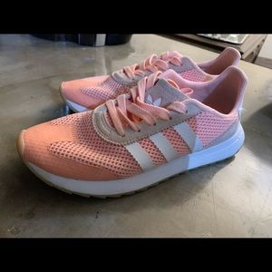 Women's Adidas punk original shoes 8.5